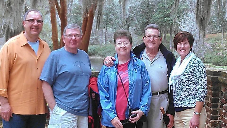 Agnew-Soseman Group photo